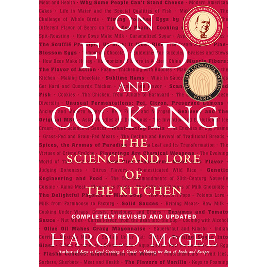 The Science Textbook for Chefs