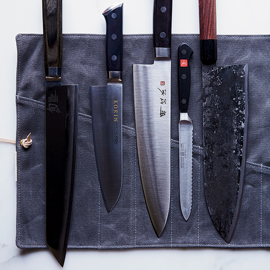 5 Knives Chefs Can't Live Without