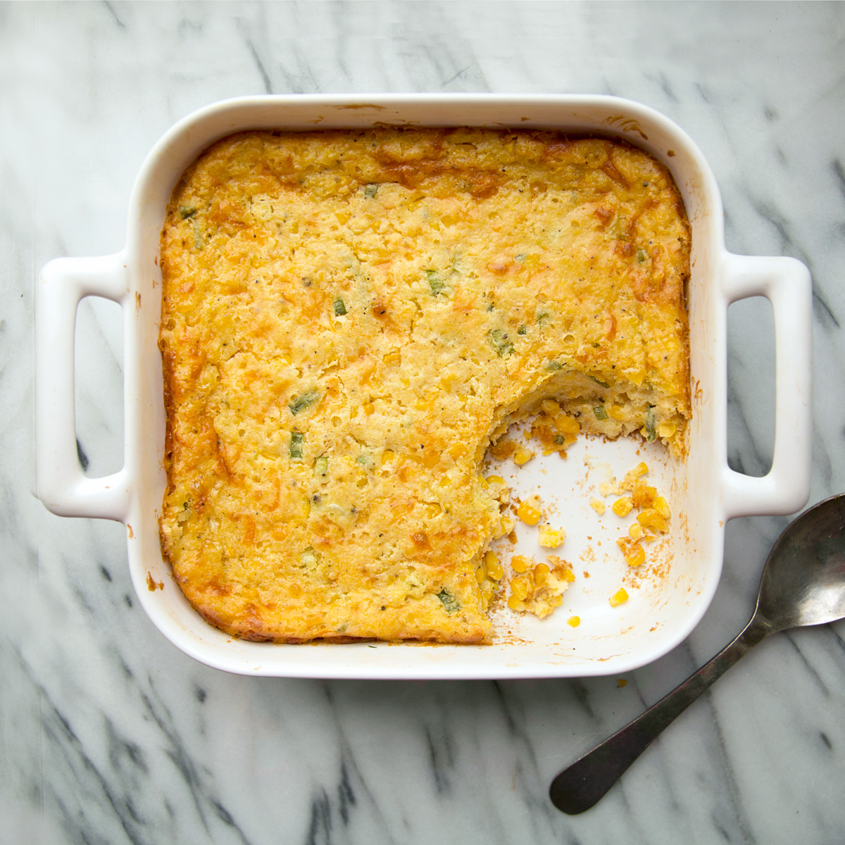 corn bread casserole recipe anna painter food wine