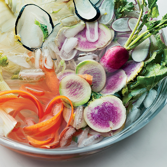 The Secret to Crisp Salads