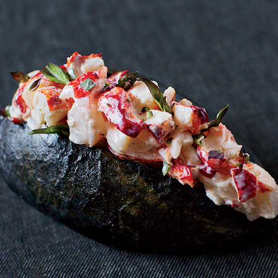 An L.A. Chef's Stunning Lobster Roll