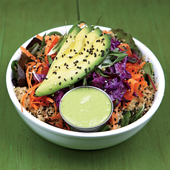 The Best Healthy Food: Portland, OR