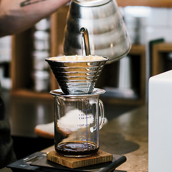 6 Seattle Coffee Shops That'll Give You Your Fix