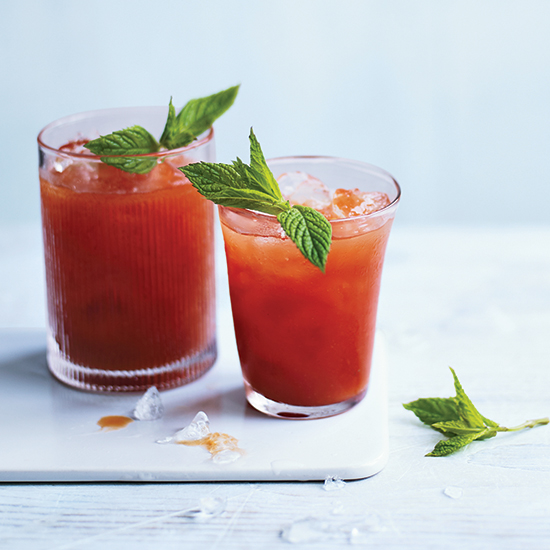 Spectacular Bloody Marys from a Star Chef