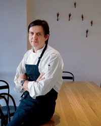 Melbourne restaurant chef/owner Andrew McConnell