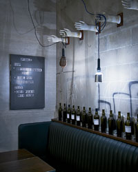 Melbourne restaurants Bar Ampere