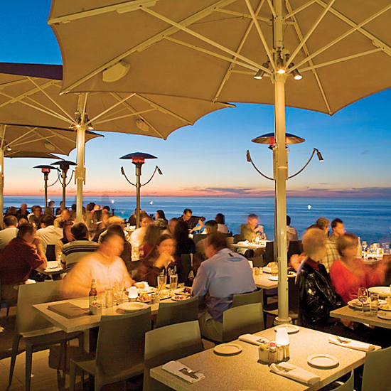 George's at the Cove; La Jolla, CA
