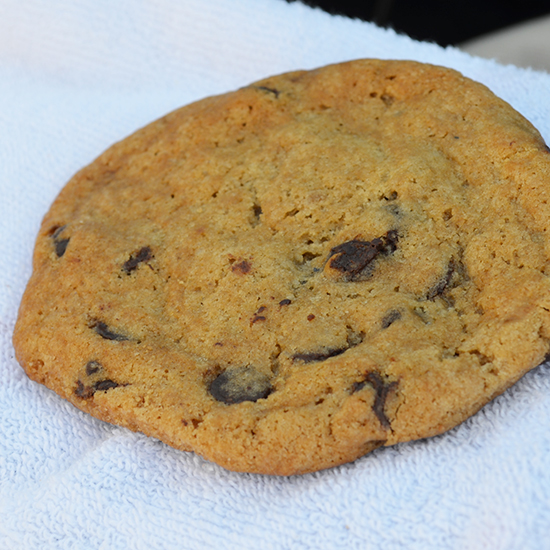 Chocolate Chip Cookies at Something Natural