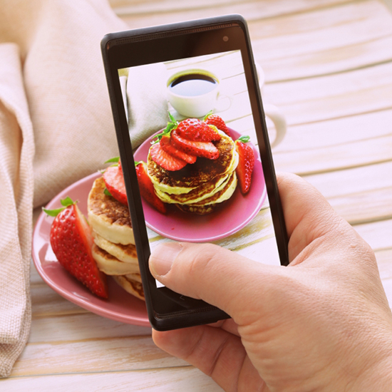 How Instagram is Changing the Way We Eat