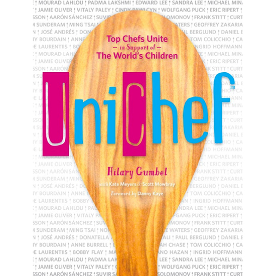 The Unichef Cookbook Will Help Kids All Over the World