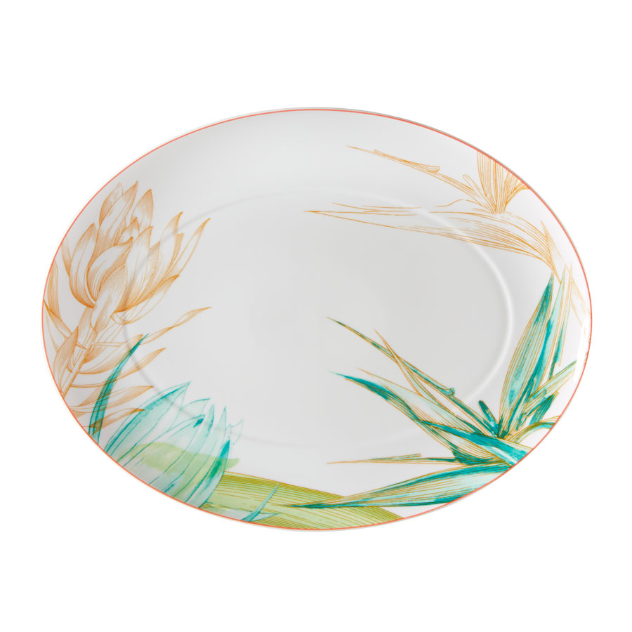 Thanksgiving Fiji Oval Platter