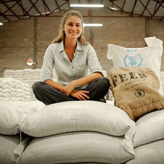 9. Lauren Bush Lauren, Founder, FEED, FEED Supper