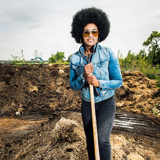 13. Pashon Murray, Co-Founder, Detroit Dirt