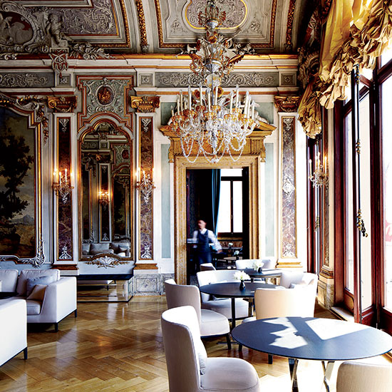 This 16th-Century Italian Palace is Now a Super-Extravagant Hotel