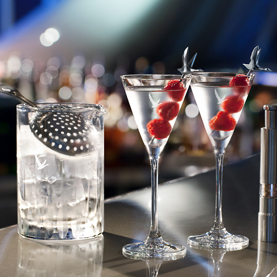 Virgin Galactic Partners with Grey Goose for Spacey Martinis