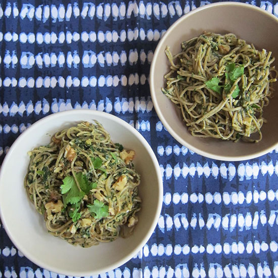 A Make-Ahead, Flavor-Packed Vegan and Gluten-Free Noodle Dish