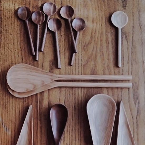 Timothy Roberts Spoons