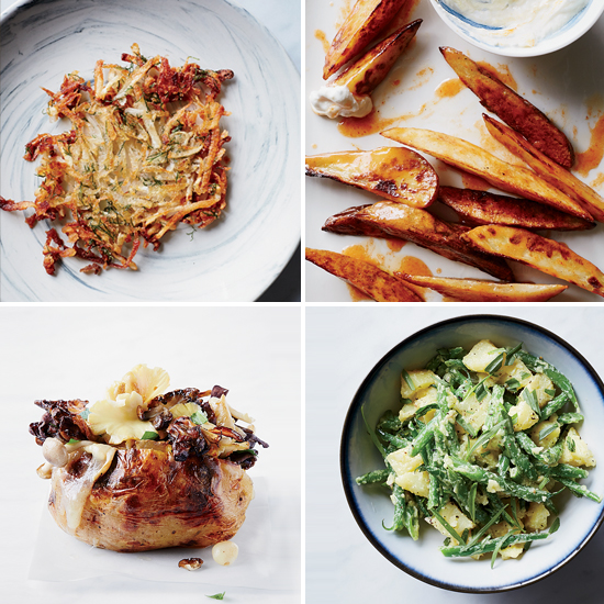 4 Stellar Potato Sides