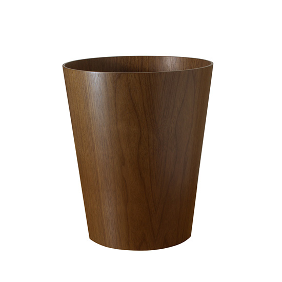 Molded Ply Wastebasket