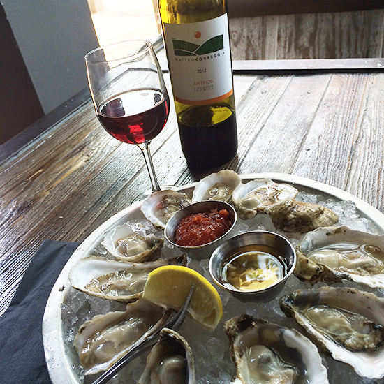 3 Red Wines to Drink with Oysters