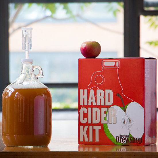 Hard Cider Kit from Brooklyn Brew Shop