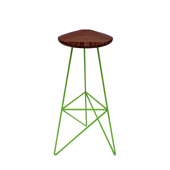 Angular Stool