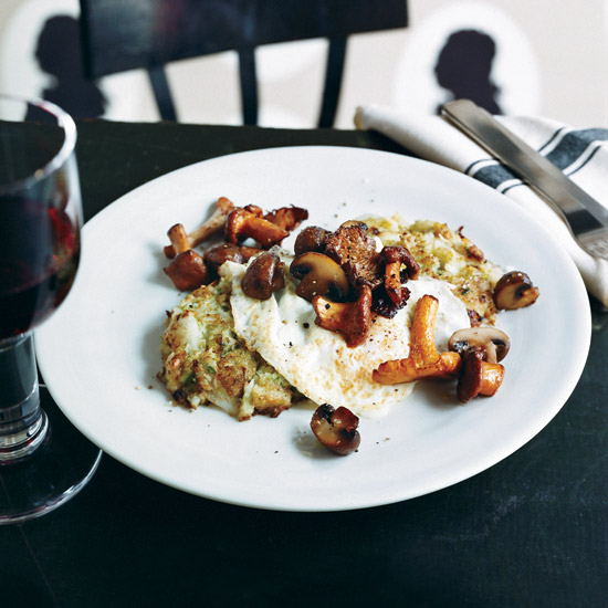 Luxe Bubble and Squeak