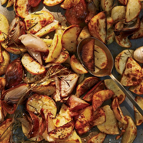 8 Chef Upgrades for Roasted Potatoes