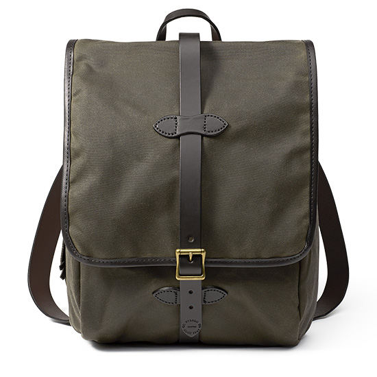 Filson Tin Cloth Backpack