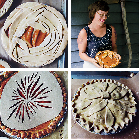 4 Stunning Ways to Top Pie