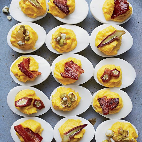 How to Make Deviled Eggs Even Better