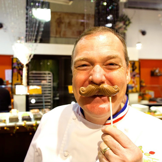 Buy a Chocolate Moustache from Jacques Torres to Support Men's Health