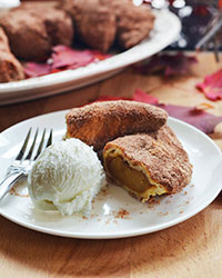 Game-Changing Pumpkin Hand Pies
