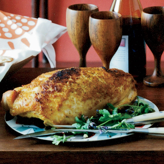 Indian-Spiced Turkey Breast