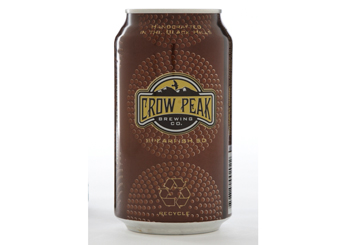 Crow Peak Brewing Co. Pile O' Dirt Porter