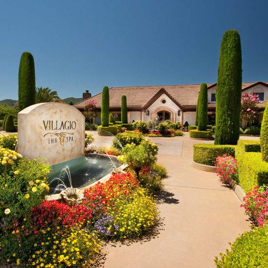 Yountville, CA: Villagio Inn and Spa