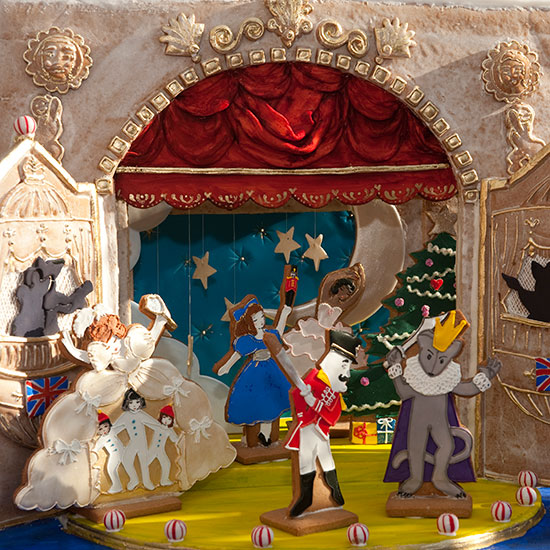 London Theatre: The Gingerbread Nutcracker