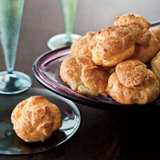 Cheese Champions: Cheddar Gougères