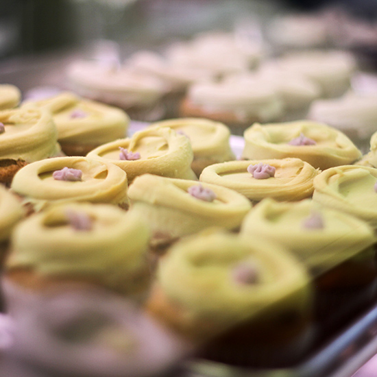 Gluten-Free Sweets at Babycakes