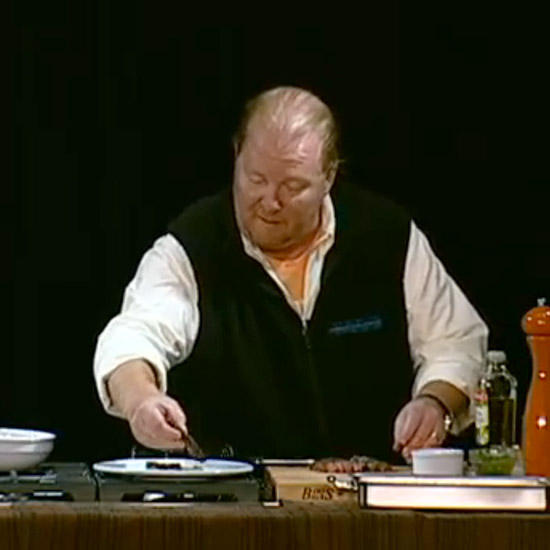 Video: Mario Batali on Skirt Steak