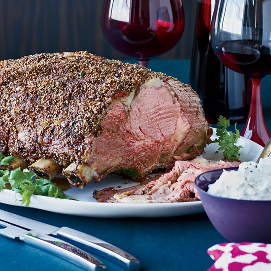 4 Wine-Pairing Rules for Your Roasts
