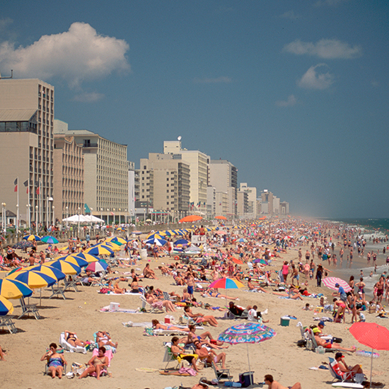 Virginia Beach Boardwalk; Virginia Beach, VA