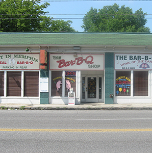 Bar-B-Que Shop, Memphis