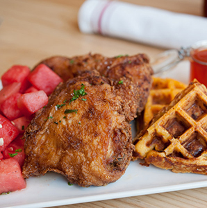 Yardbird Southern Table & Bar, Miami