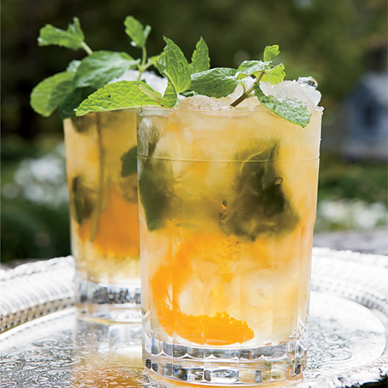 5 Winter Juleps to Drink Right Now