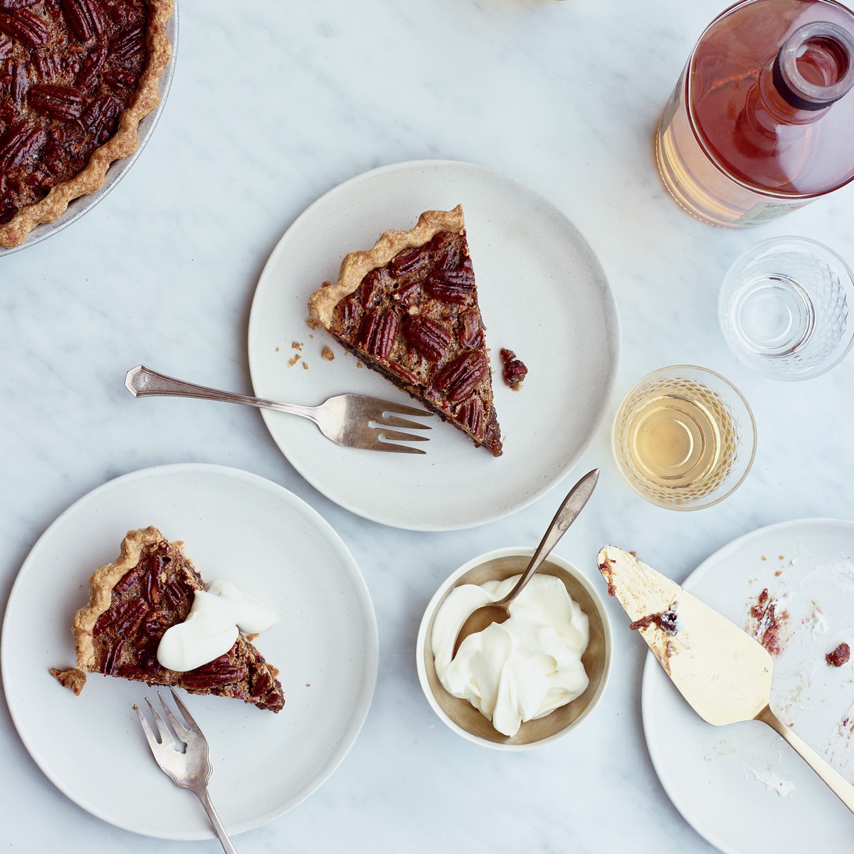 How To Make Maura Kilpatrick's Espresso-Laced Pecan Pie