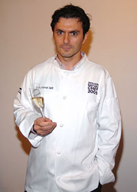 "BNC 2005 <a href=""/best_new_chefs/christopher-eme"">Christophe Emé</a><br>(Ortolan, Los Angeles)"