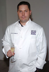 "BNC 2005 <a href=""/best_new_chefs/colby-garrelts"">Colby Garrelts</a><br>(bluestem, Kansas City)"