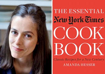 Amanda Hesser: Cookbook Author