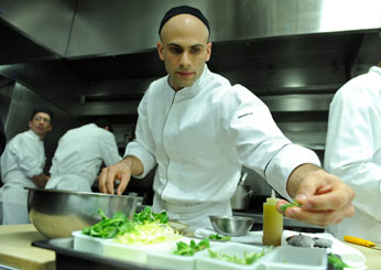 Sam Kass: White House Food-Policy Adviser